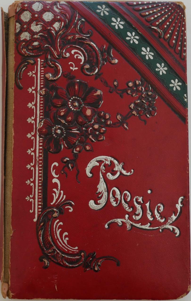 Poesiealbum van Anna Booten