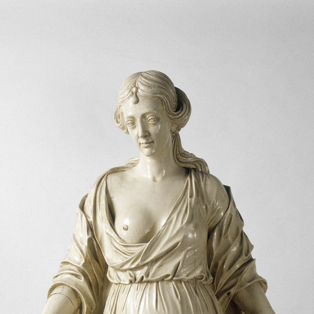 stedelijk historisch museum beeld godin vrijheid